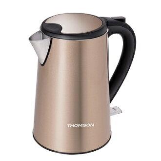【THOMSON】1.5L雙層不鏽鋼快煮壺 TM-SAK13