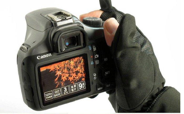 攝彩@Nikon適用攝影手套 適合防寒、寒流、高山、下雪等氣候,智慧型手機、平板電腦亦適用。