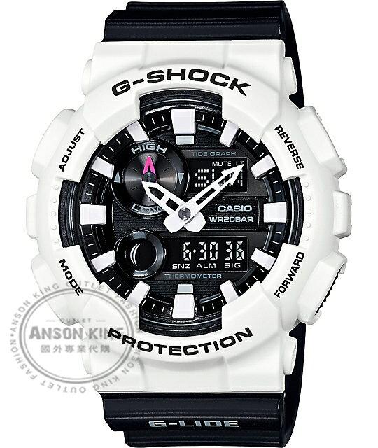 國外代購 CASIO G-SHOCK 重型機械 藍白 GA-100B-7A 防水 手錶 腕錶 電子錶 男女錶