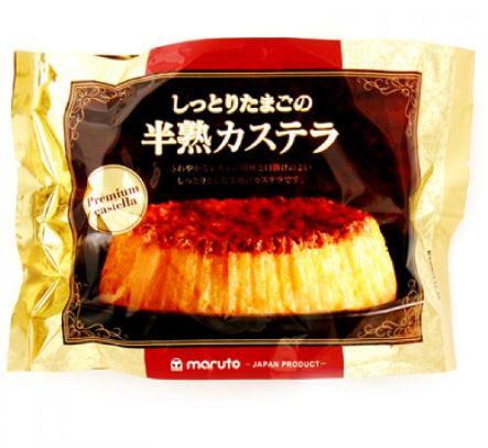 日本 丸多 半熟蛋糕 165g - 限時優惠好康折扣