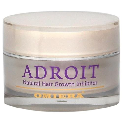 Omiera Labs Adroit Facial, Bikini, Body, And Legs Hair inhibitor Skin Cream (1.0 fl. oz.) c8c5789de01627fd07a60b73b02a117e