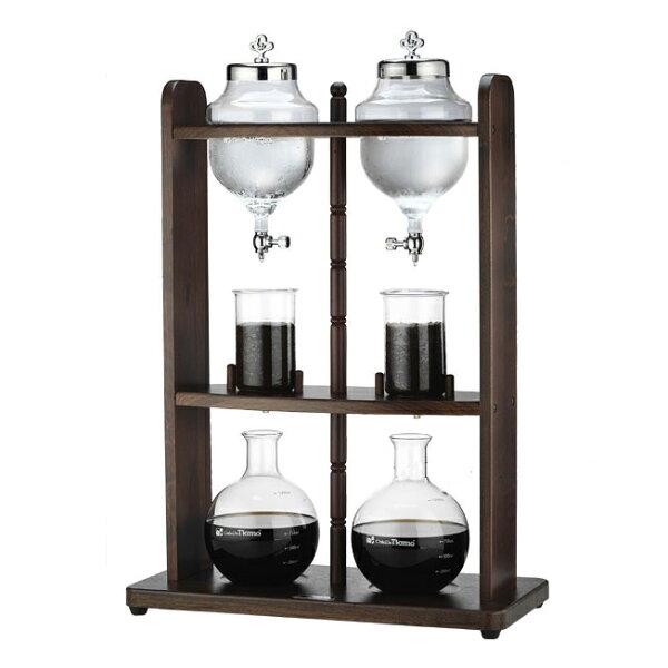 金時代書香咖啡Tiamo#20營業用冰滴咖啡壺20人份HG6362