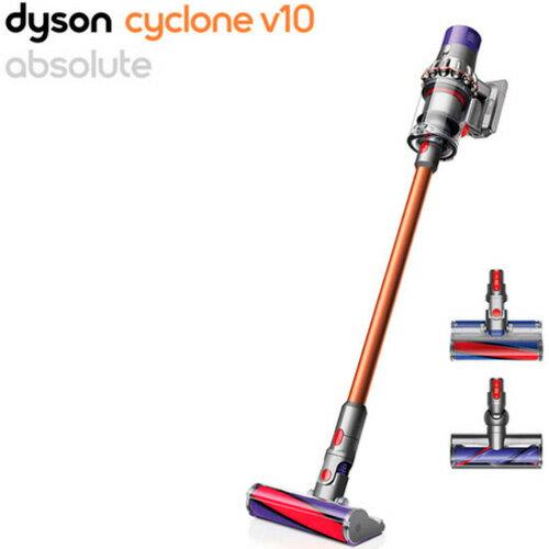 【點數回饋2,245點(1點=1元)】Dyson 戴森 Cyclone V10 Absolute SV12 手持無線吸塵器 【買就送保溫杯】