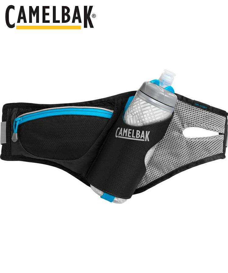 Camelbak  Delaney 保冷噴射水瓶運動腰包/跑步水壺腰包/水壺腰帶 CB1145001900 黑藍