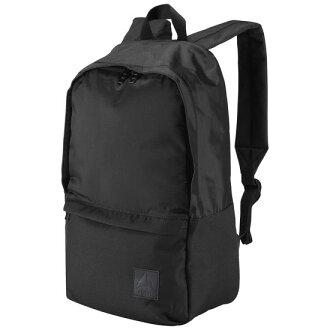 REEBOK Foundation Backpack 後背包 筆電包 帆布 黑【運動世界】CD2158