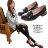★399免運★格子舖*【KI636】MIT台灣製 英倫簡約質感光澤亮皮 防滑粗低跟紳士靴牛津鞋包鞋 2色 0