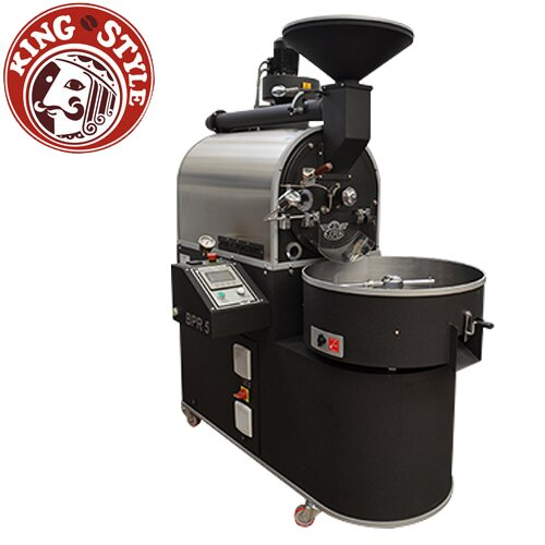 金時代書香咖啡 JOPER喬博爾 烘焙機 烘豆機 5公斤( 電腦版BPR-5)