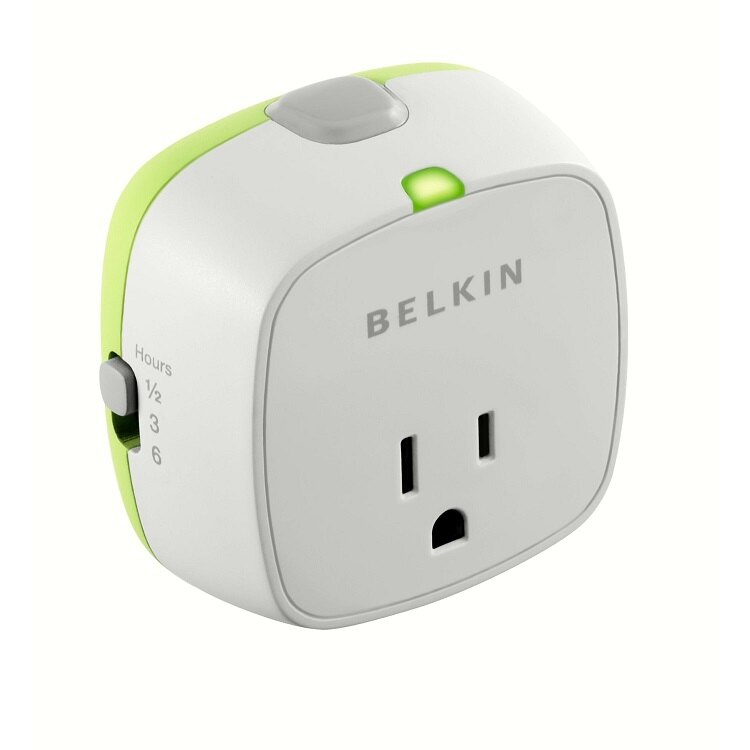 <br/><br/>  ::bonJOIE:: 美國貝爾金 Belkin Conserve Socket 智慧型三段定時單孔插座 (三段 定時 單孔 插座)<br/><br/>
