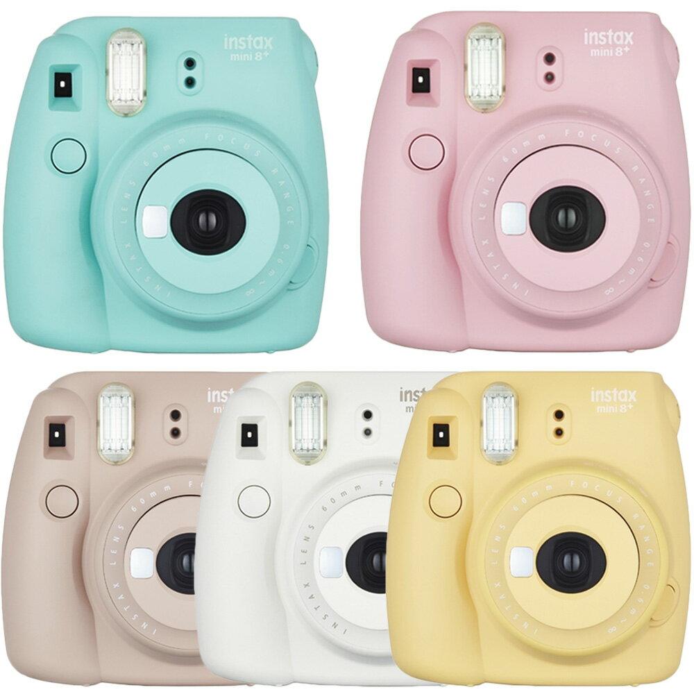 可傑 Fujifilm Instax Mini 8+ 拍立得相機 MINI8Plus 二代  平行輸入