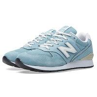 New Balance 美國慢跑鞋/跑步鞋推薦【NEW BALANCE】休閒鞋 復古鞋 藍色 情侶鞋 (男女鞋)-MRL996FLD