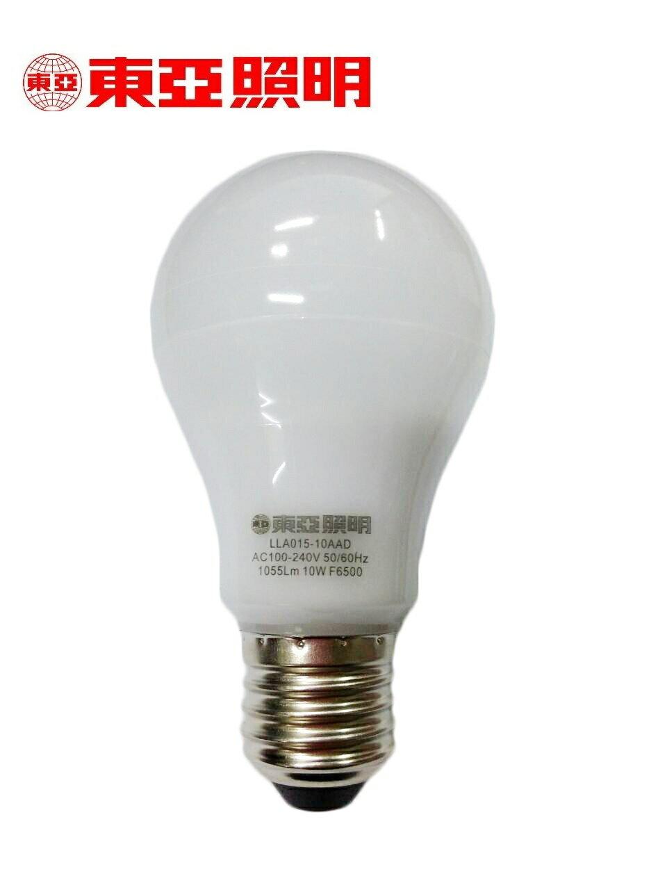 【免運費】東亞LED燈泡10W白光  (6個/盒) 0