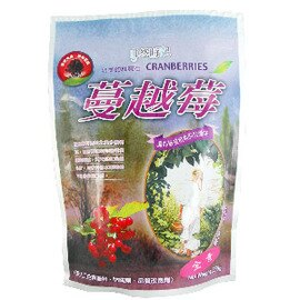 【2包280元】自然時記 天然蔓越莓乾