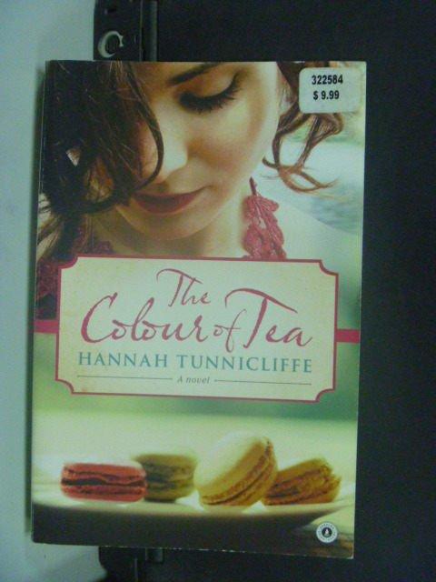 【書寶二手書T6/原文小說_JET】The Colour of Tea_Hannah Tunnicliffe