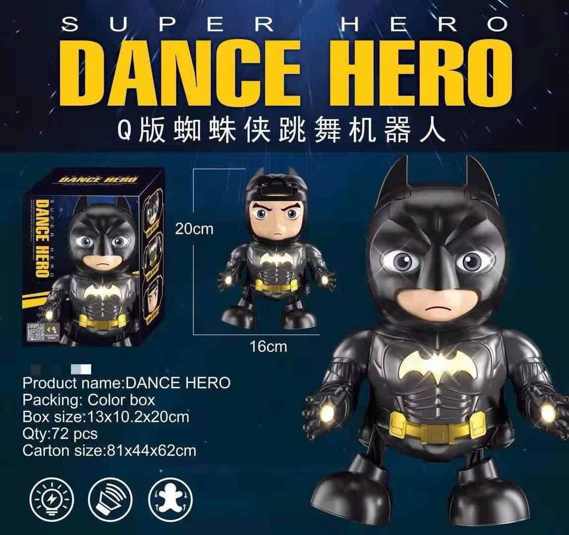 川劇變臉 雪寶 鋼鐵俠 會跳舞的機器人 發光蜘蛛人 蜘蛛人 美國隊長 大黃蜂 女鋼鐵人(小辣椒) 薩諾斯 9
