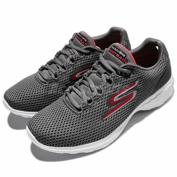 【SKECHERS】運動鞋 慢跑鞋 黑色(女)-14830CCPK