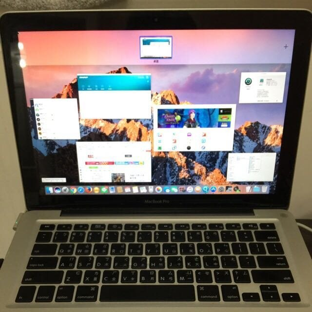 【玩物尚質】Apple Macbook Pro i5 2011 13.3吋 4G 升級 256G SSD 二手