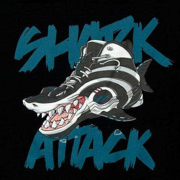 HAZZY SHAQNOSIS SHARK TEE HZ133104 限量 鯊魚 俠客 歐尼爾 兩色
