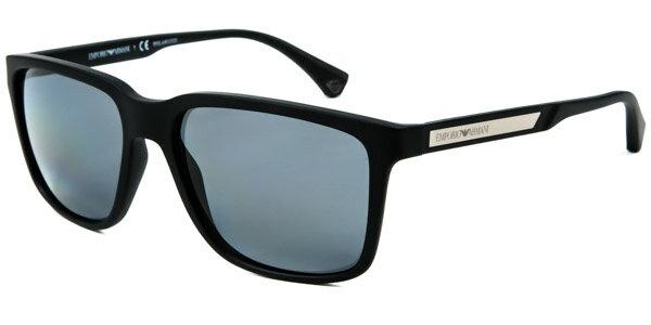 New Men Sunglasses Emporio Armani EA4047 Polarized 506381 56