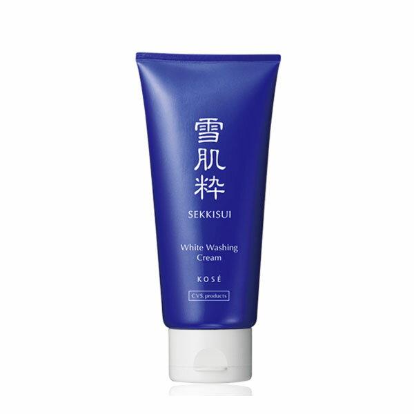 雪肌粹 洗面乳 80g KOSE 高絲 清潔臉部 日本7-11限定.雪肌粋 潔面乳 保濕 溫和 清潔臉部肌膚  一筆訂單限購2條  超過取消訂單 1