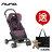 【特價$9900再送專屬手提袋+玩具(隨機)】荷蘭【Nuna】Pepp Luxx 二代時尚手推車(紫色) 0