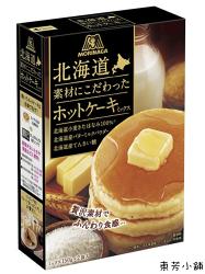 森永 北海道盒裝鬆餅粉300g