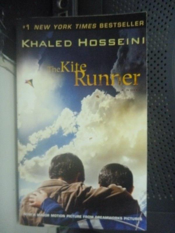 【書寶二手書T3/原文小說_LGL】The Kite Runner_Khaled Hosseini