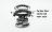 CASIO 卡西歐 GST-B200-1A G-SHOCK系列 G-STEEL藍牙雙顯運動錶 灰 黑 49mm 2