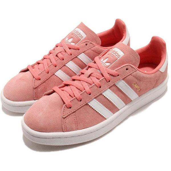 【ADIDAS】Campus W 休閒鞋 運動鞋 粉 女鞋 -B41939