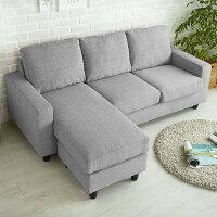 居家生活家具推薦芮拉日式典藏L型沙發/3色/H&D東稻家居/好窩生活節。就在HD東稻家居居家生活家具推薦