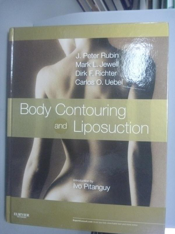 ~書寶 書T4/醫療_ZCS~Body Contouring and Liposuctio