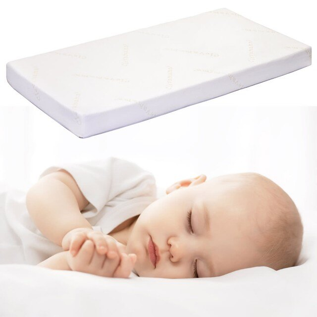 ClevaMama ClevaFoam 嬰兒大床床墊(140x70x9cm)【悅兒園婦幼生活館】【618購物節】