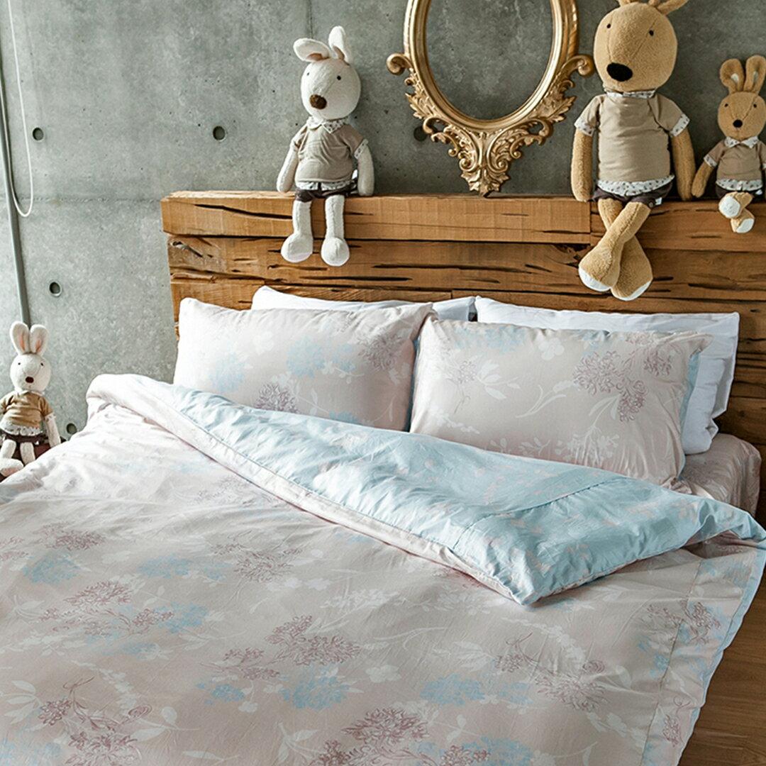 床包  /  雙人-100%精梳棉【奇幻不思議-夢遊愛麗絲】 含兩件枕套 奇妙童話時光 戀家小舖 台灣製 居家生活節 1