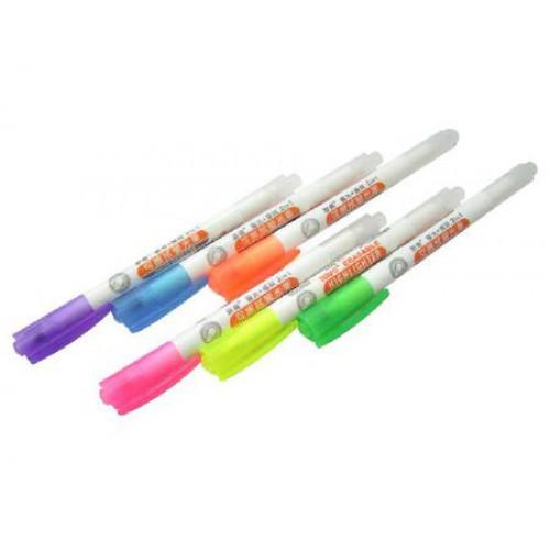 節奏 TEMPO 可擦拭螢光筆 H-1502
