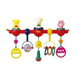 Toyroyal樂雅 - 嬰兒床遊樂器