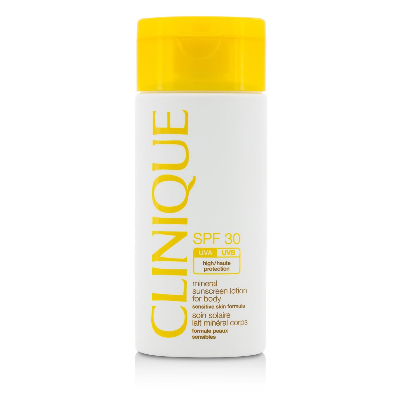 倩碧 Clinique - 輕感礦物臉部防曬乳 SPF 30敏感肌膚