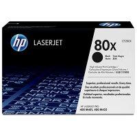 HP 80X Original Toner Cartridge - Single Pack - Laser - 6900 Pages - Black - 1 Each