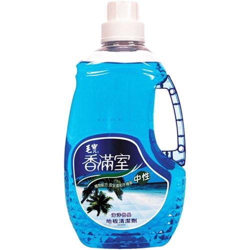 香滿室 中性地板清潔劑 海洋微風 2000g
