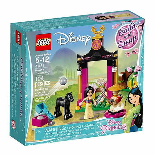 樂高積木 LEGO《 LT41151 》2018 年迪士尼公主系列 - Mulan\