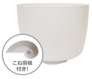 日本KNEADER揉麵機 PK1012 Plus/ PK1013T 專用塑膠鍋 PP-M [現貨]