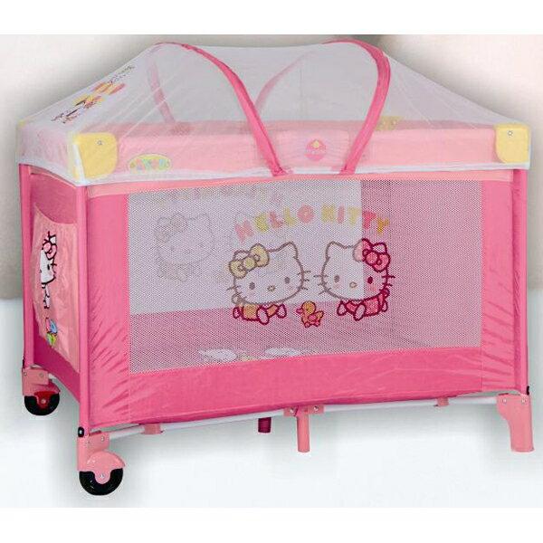 佳美 - Hello Kity凱蒂貓嬰兒遊戲床 0