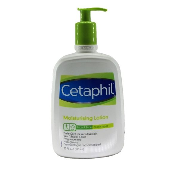 Cetaphil 舒特膚 溫和乳液 591ml (20oz) - 限時優惠好康折扣