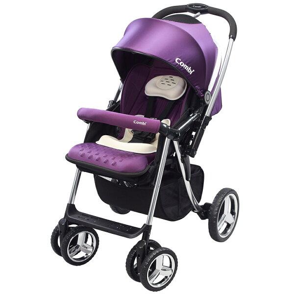 CombiMegaRideDX嬰兒手推車-幻影紫(無腳套)