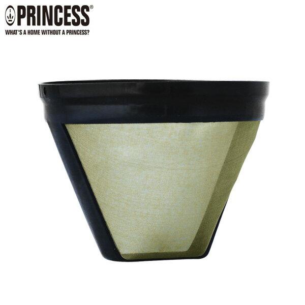 Shouyo 時尚家電:荷蘭公主原廠配件-咖啡機金屬濾網10人份TPR0262