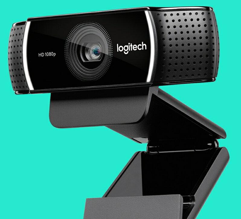 羅技 C922 PRO STREAM WEBCAM 網路攝影機
