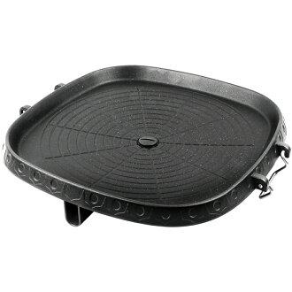 點秋香 韓式排油低脂燒烤盤~中秋/野餐/露營必備(BFA8865)