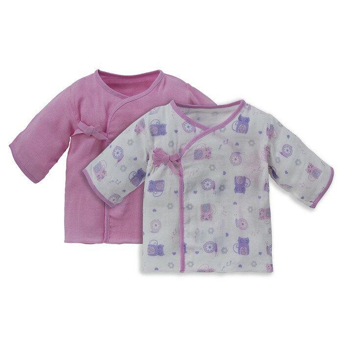 Baby City娃娃城 - 超柔紗布肚衣2入 (紫) 0