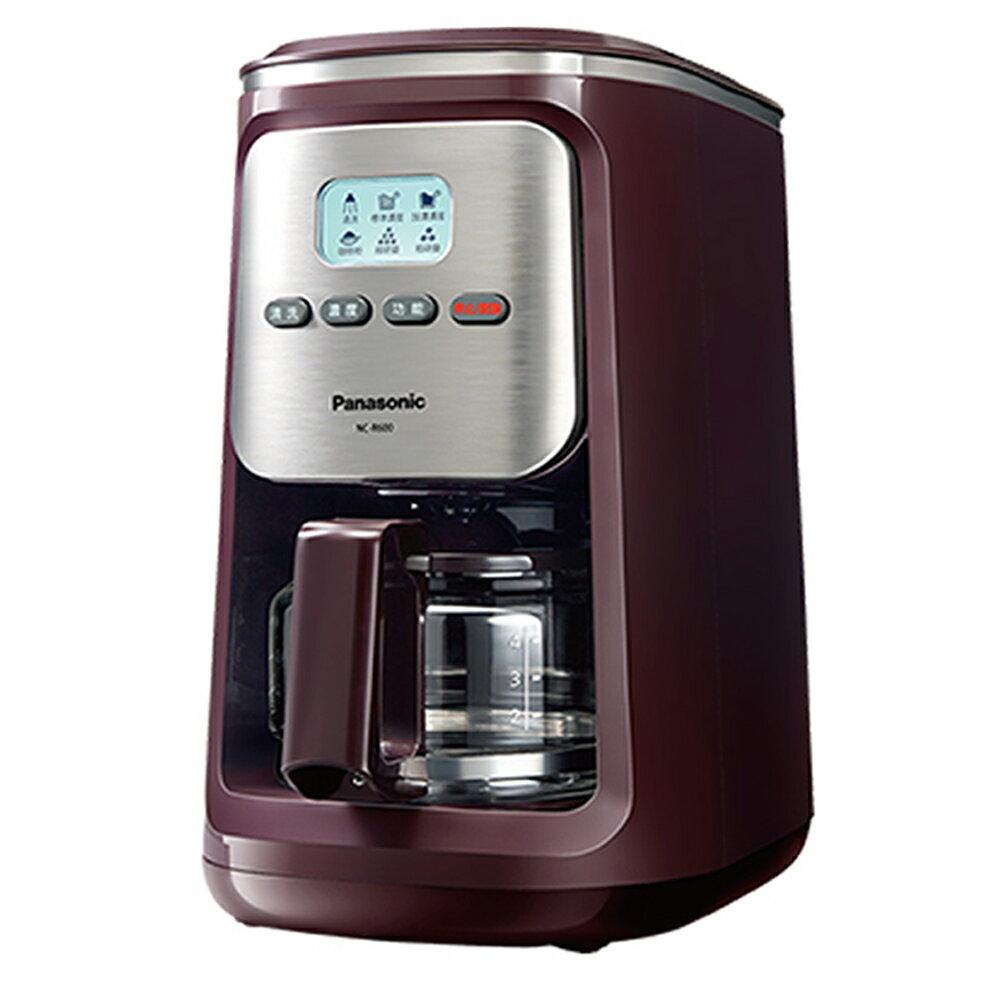 PANASONIC 全自動研磨美式咖啡機 NC-R600 【展示出清】 1