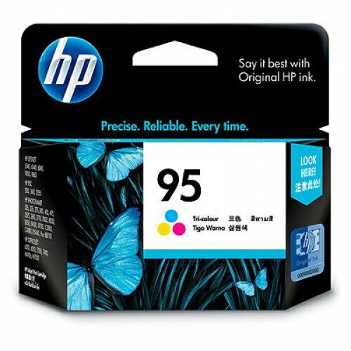 HP 原廠彩色墨水匣 C8766WA 95號  適用 HP Deskjet 460/5740/6540/6840/9800/9860