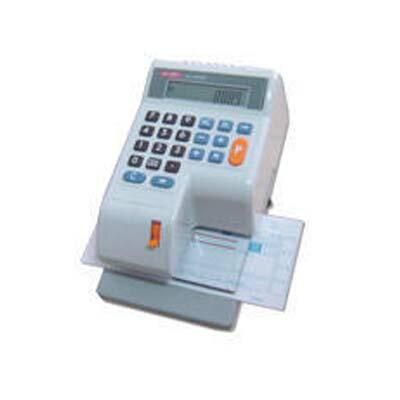 世尚Vertex W-3000N多國幣別(台幣/歐元/美金/港幣)支票機 - 台中市 - 限時優惠好康折扣