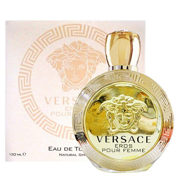 凡賽斯 Versace 艾諾斯.愛神女性淡香水 5ML/30ML/50ML/100ML ☆真愛香水★